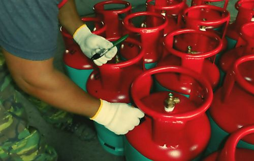 LPG Cylinder Manufacturing, Reconditioning Plant: Strata Park